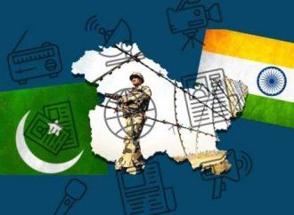 Kashmir issue: Indian media follows Israel's Hasbara model