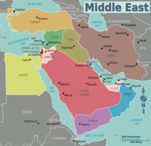 Faint Glimmers of Hope in a Devastated Middle East?