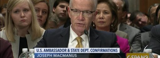 U.S. Ambassador to Colombia: Who Is Joseph Macmanus?