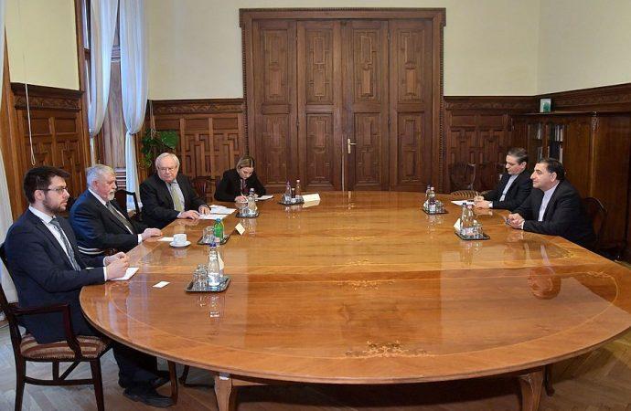 Hungarian minister hails Iran civilization, cultural heritage
