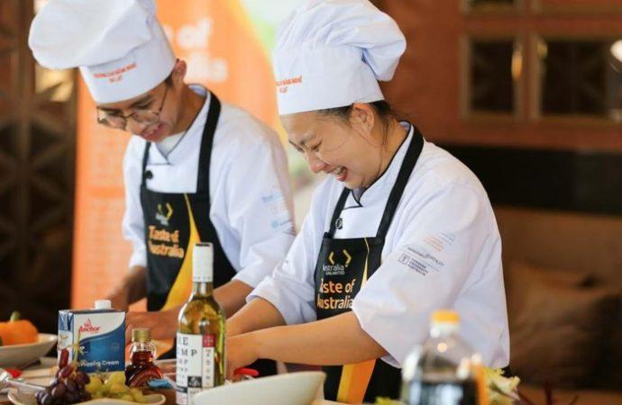 Taste of Australia 2019 launched in Vietnam