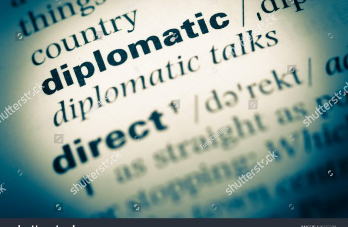 Diplomatic Dictionary