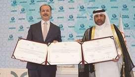 Qatar receives GPDNet presidency