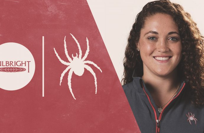 Former Spider Emily Landon Named a Fulbright Scholar