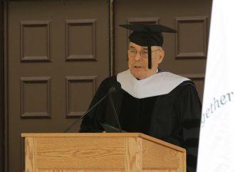 [Commencement Address by Ambassador Robert Gosende,  Practitioner of Public Diplomacy par excellence]