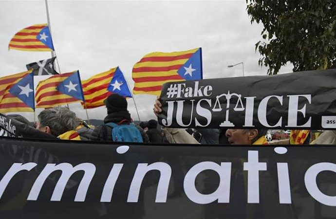 UN experts: Detention of Catalan separatists is 'arbitrary'