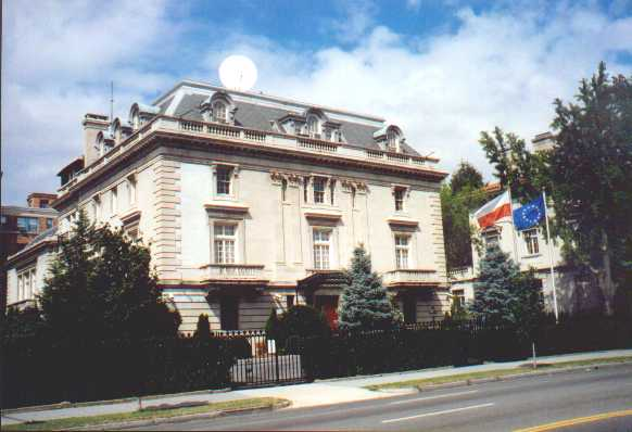 [The Embassy of the Republic of Poland in Washington, DC is looking for a Press, Media and Public Diplomacy Specialist]