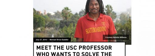 USC Visions and Voices- The Nation Skate — Neftalie Williams