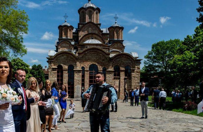 Au Kosovo, les Serbes font de la résistance GRAND REPORTAGE