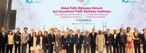 'Cultural diplomacy' in action in Turkey