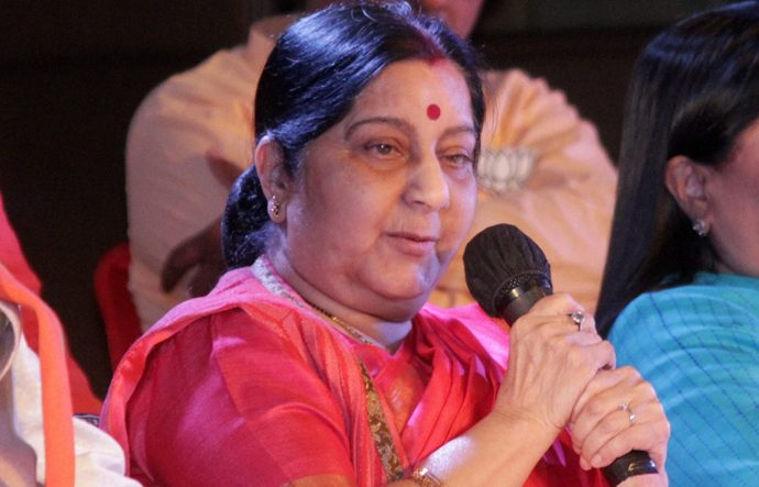 Sushma Swaraj, the minister who brought a human touch to MEA