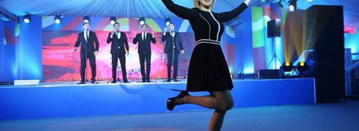 2016.    Russia's  FM Spokeswoman Zakharova Rocks the Dancefloor With Kalinka