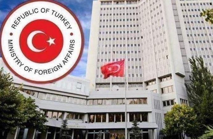 "Turkey to hold 11th ambassadors' conference with theme ""Robust Diplomacy: Active on the Ground and at the Table"""
