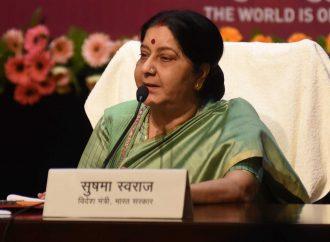 Mastering digital diplomacy: Sushma Swaraj, the 'crusading Supermom of State'