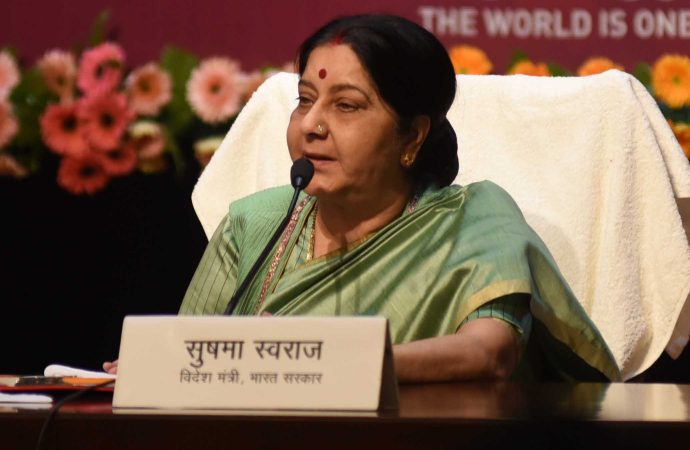 Mastering digital diplomacy: Sushma Swaraj, the 'crusading Supermom of State'