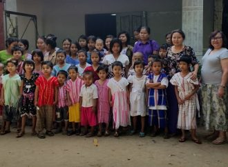 Championing Child Rights in Myanmar