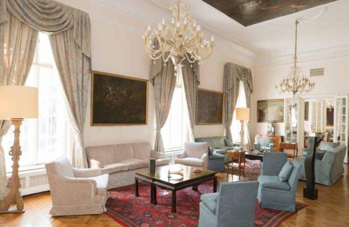 Ambasciata d'Italia a Belgrado. La regina delle Ambasciate
