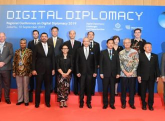 Indonesia strives to bolster practice of digital diplomacy
