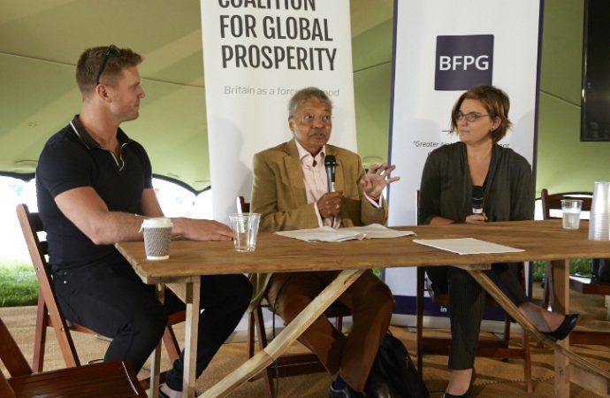Sport and Soft Power at Big Tent Ideas Festival 2019