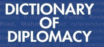 dictionary of diplomacy