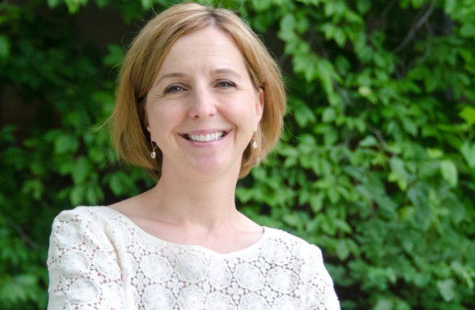 Emily Metzgar Associate Professor & Director of Undergraduate Studies