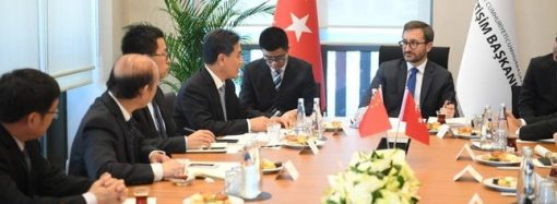 Turkey, China to fight dark propaganda spread through media