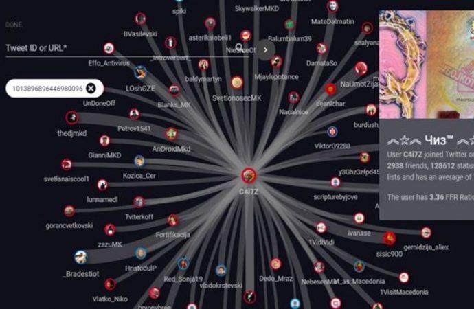 Aleksandar Makedonski bot: Tviteraški rat za dušu Makedonije