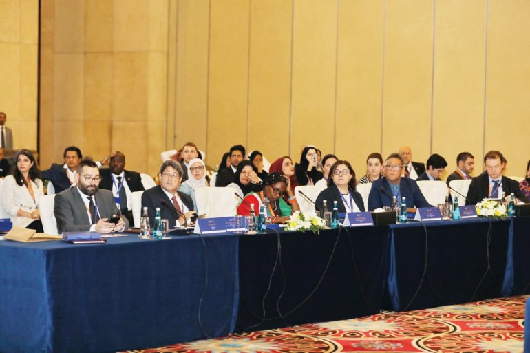 Public Diplomacy Conference holds workshop on social media