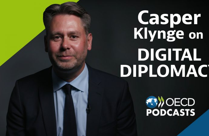 Getting Big Tech to play fair: Denmark's Casper Klynge