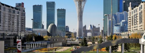 China's Silk Road diplomacy in Kazakhstan