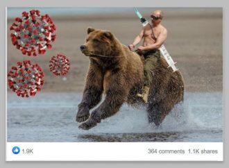 Korona virus i ruska vakcina: Mimovi sa Putinom preplavili društvene mreže