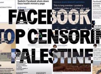 NGOs urge Facebook to stop censoring Palestinian content