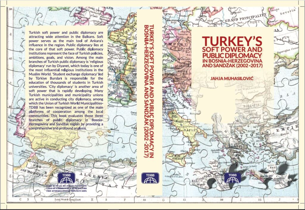 """Turkey's Public Diplomacy in Bosnia-Herzegovina"" Book was Published"